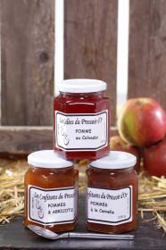 Confiture de Pommes et Abricots