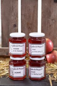 Gelée de Pomme à la Cannelle